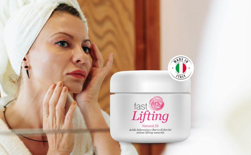 Fast Lifting crema viso effetto lifting: Funziona bene contro le rughe? Recensioni e opinioni