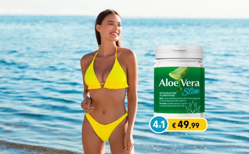 Aloe Vera Slim: compresse naturali per dimagrire – Recensioni, benefici, opinioni e prezzo